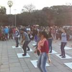 Flashmob do Dia Internacional do Sapateado na Redenção 2015